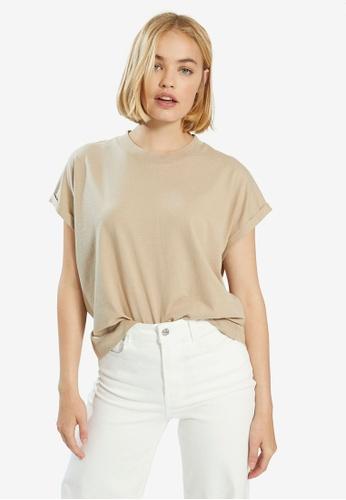 PIMKIE brown Standard T-Shirt 9677DAA94E9E4AGS_1