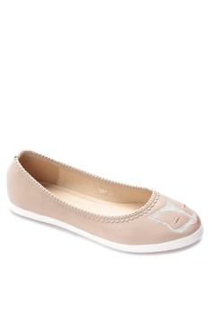 Foxie Ballet Flats