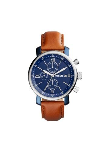 Fossil brown Rhett Watch BQ2163 2CDEAAC6B1CB7DGS_1