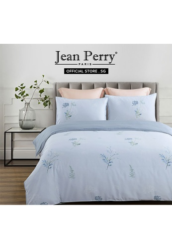 Jean Perry Jean Perry Celano Linosilk Collection 1400TC Arlen - Fitted Sheet Set - Single 9A2DAHL0927626GS_1