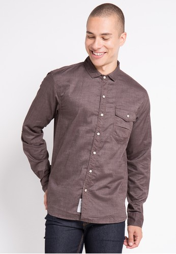 X8 brown Ben Shirts 4D203AA6871010GS_1