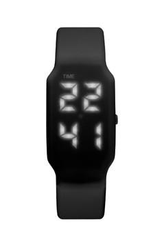 Silicone Watch 8GB USB Flash Drive - Black