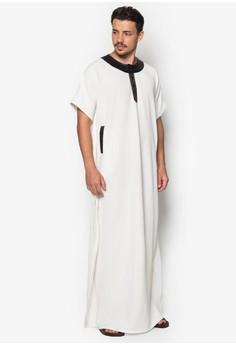 Short Sleeve Muhammad Jubah