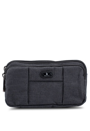 Swiss Polo grey Swiss Polo Pouch 5945AACE26F6D5GS_1