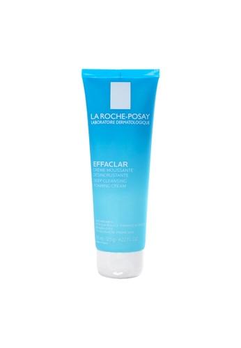 La Roche Posay La Roche Posay Effaclar Cream Cleanser For Oily Skin 125ml(LRP-404366) D2B7DBE4555329GS_1
