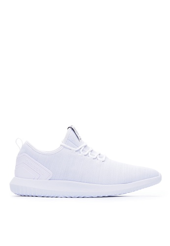 Life8 white Lace-Up Sporty Shoes-09875-White BAE68SHCCE7E26GS_1