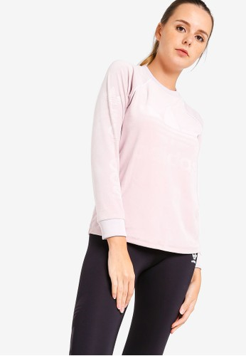 adidas pink and purple adidas originals og longsleeve DAA29AA53B7F5CGS_1