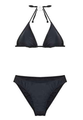 Halo black Black Sexy Swimsuit Bikini F2170USF641824GS_1