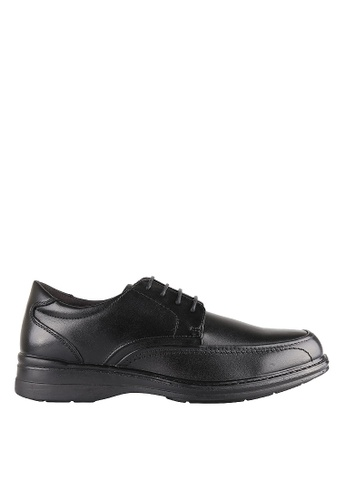 Hush Puppies black Hush Puppies TACTICAL In Black HU319SH0H9EGSG_1