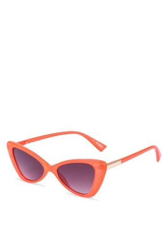 ALDO orange Krisjana Sunglasses AF24EGLE0E8DA6GS_1