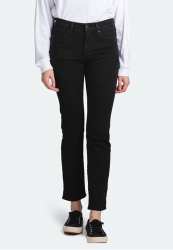 Levi's black Levi's 314 Shaping Straight Jeans 19631-0000 97684AA7ABE378GS_1