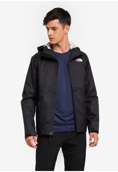 The North Face black TNF M Millerton Jacket - Ap TNF Black/TNF Black/