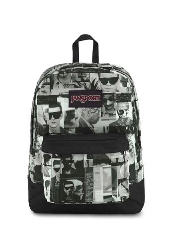 47629429de Jansport black and white Jansport Black Label Superbreak Bad Boys Backpack  - 25L DF562AC3B078FFGS 1