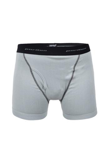 PURITAN grey Boxer Brief 9EB83USD0639F0GS_1