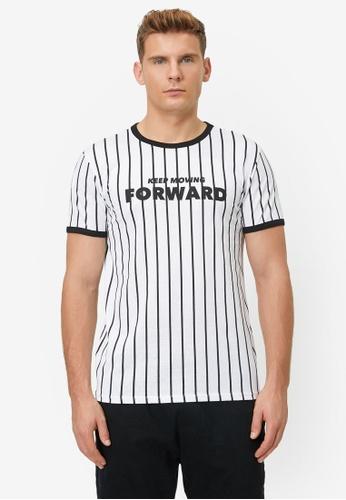 KOTON white Short Sleeve T-Shirt 77D85AA879CA57GS_1