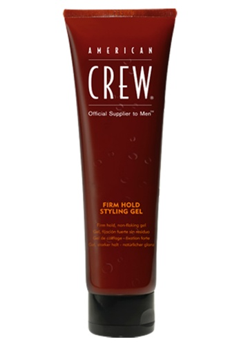American Crew brown American Crew_Firm Hold Styling Gel Tube (250ml) AM098BE19MRKMY_1