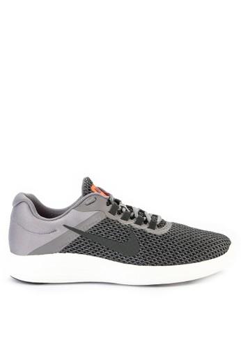 Nike grey Men's Nike Lunar Converge 2 Running Shoes 04B9ASH4B6993EGS_1