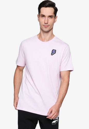 Puma 紫色 Digital Love T-Shirt C50EFAA41603CCGS_1