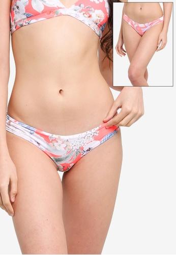 Maaji orange Reversible Sirena Sublime Signature Cut Bikini Bottom 76EB1US550872DGS_1