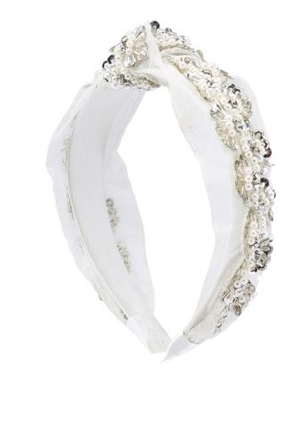 ALDO white Annemie Headband AD749AC780AA67GS_1