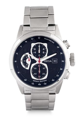 ZECA silver Zeca Watches Man Fashion - 2010MB Silver Black 5C060AC2F0B648GS_1