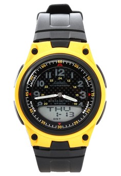 Ana-Digital Watch AW-80-9B