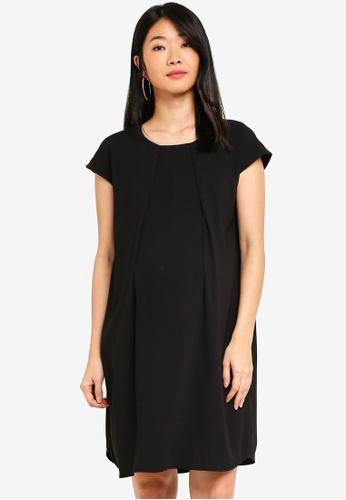 Spring Maternity black Maternity Corissa Dress A9EF2AAF18A9C2GS_1