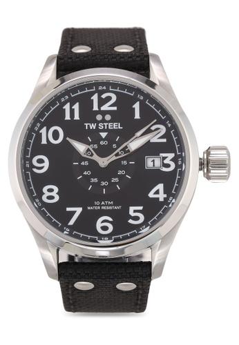 TW Steel black Volante VS1 Watch DC18DAC9E62C09GS_1