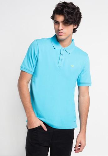 CARVIL blue Polo Man Tur-Blu CA566AA0UGXTID_1