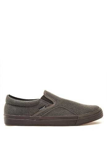 SONNIX grey Ackbar 2 Men's Slip On Sneaker Shoes SO490SH35HSYPH_1