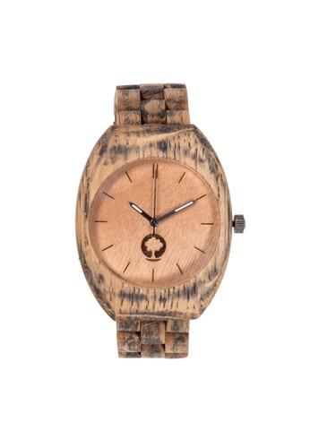 山嶺系esprit 台北列刷舊橡木錶, 錶類, 紳士錶