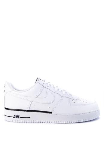 Nike white Men's Nike Air Force 1 '07 Shoes NI126SH0KPXKPH_1