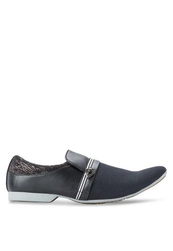 Emruti black Casual Loafers EM016SH36RGDMY_1