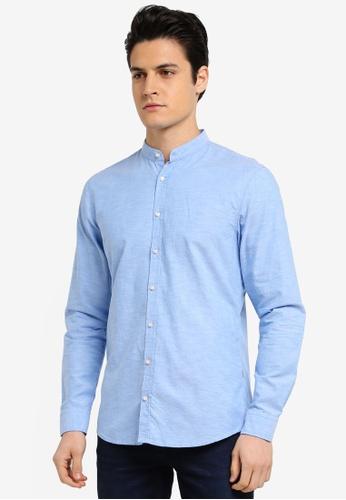 BOSS blue Easy Shirt - Boss Casual 29436AA36A065BGS_1