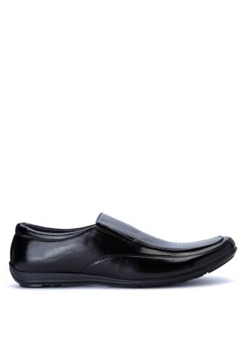 H2Ocean black Ivo Formal Shoes H2527SH0J087PH_1