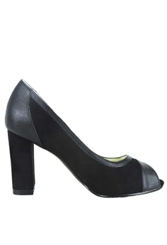 dca62099424c Jacque black Bliss Black Heels JA262SH91QJOMY 1