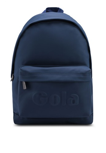 Gola navy Harlow Storm Backpack A27CAACBA3B601GS_1