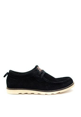 Toods Footwear black Toods Foowear Anvil - Hitam TO932SH14WCNID_1