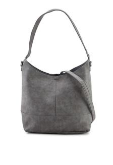 455ff88e9509 Buy Dorothy Perkins Black Metal D-Ring Hobo Bag Online