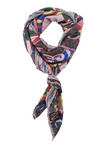印花絲巾, 飾品配件, esprit taiwan披肩