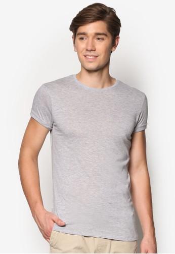 彩色短袖TEE, 服飾, esprit地址T恤