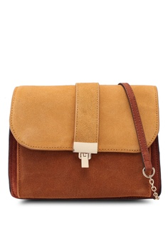 f0af513aad9 Mango yellow Chain Leather Bag 6FE0BAC1A108AFGS_1