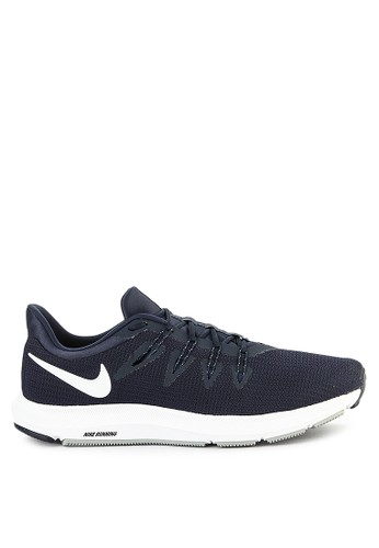 Nike navy Nike Quest Shoes D6BC7SH1309F9BGS_1