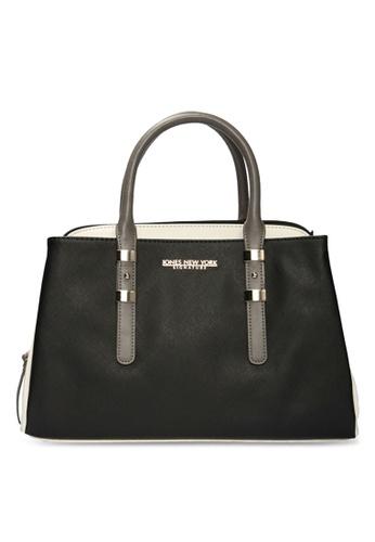 fc6063f2001 Jones New York Signature black Zara Satchel Black Bag 491A2ACA0C23F4GS_1