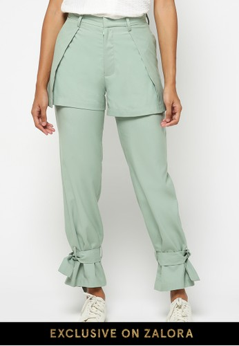 Danjyo Hiyoji Carrington Pants Women