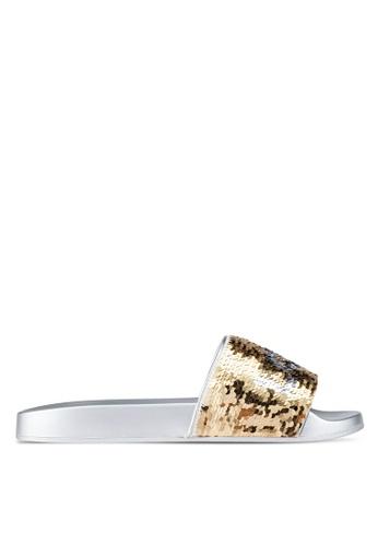 ALDO silver Sunrize Sandals AL087SH0RYH8MY_1