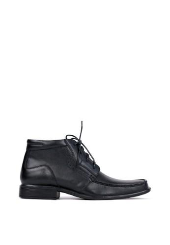 Tony Perotti black Tony Perotti Boots Enzo - Black 9860ESH12E31BDGS_1
