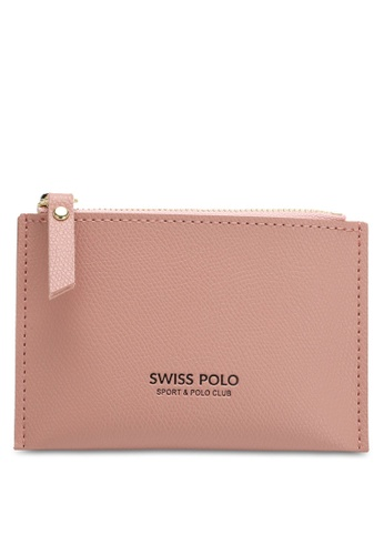 Swiss Polo pink Casual Mini Purse 3E6E3AC95B198CGS_1