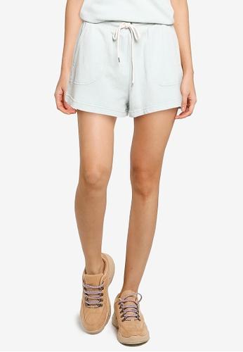 GAP blue Vintage Soft Shorts 3AED3AA5682DE6GS_1