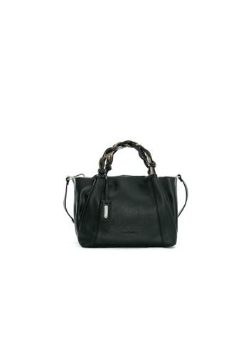 Pierre Cardin black Pierre Cardin Nicolle Small Tote Bag B4E28ACA684C6DGS_1